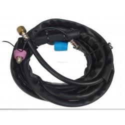 Przewód 5m + uchwyt do przecinarek plazmowych CUT-40 itp.