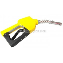 Pistolet z autostopem do mini dystrybutora