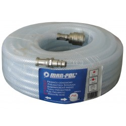 Wąż powietrza do sprężarki / kompresora Mar- pol 10m
