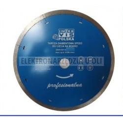 Tarcza diamentowa 180x10x1,6x25,4 do cięcia na mokro płytek ceramicznych