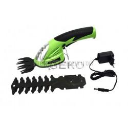 Nożyce akumulatorowe do trawy i krzewów Geko