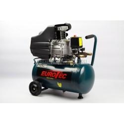 Sprężarka kompresor Eurotec 24l