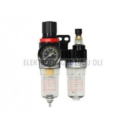 Filtr reduktor powietrza, naolejacz, odwadniacz