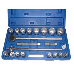 Klucze nasadowe 19-50mm