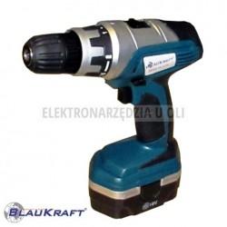 Wkrętarka akumulatorowa Blaukraft BNAS 18-2-2S