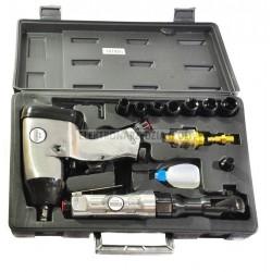 Zestaw kluczy pneumatycznych Eurotek AT15